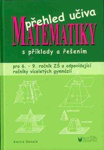 Přehled matematiky s příklady a řešením