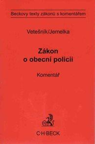 Zákon o obecní policii - komentář