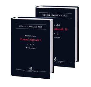 Trestní zákoník I. a II. díl - komentář 2.vydání