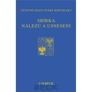 Sbírka nálezů a usnesení ÚS ČR, sv. 59