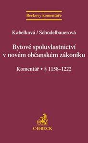 Bytové spoluvlastnictví v novém občanském zákoníku. Komentář