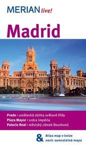Madrid - turistický průvodce Merian