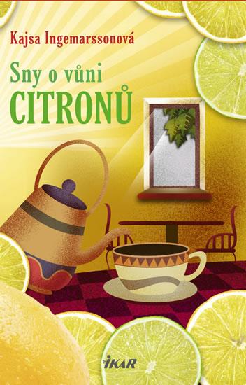 Sny o vůni citronů - Ingemarssonová Kajsa, Sleva 19%