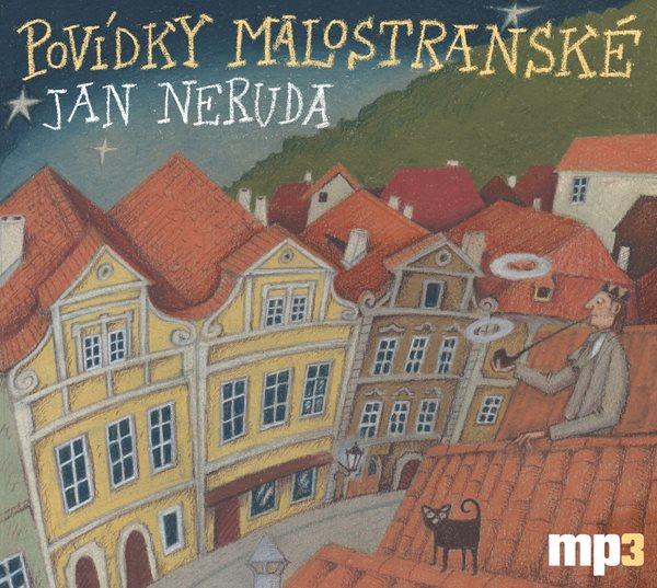 CD Povídky malostranské - Neruda Jan - 13x14