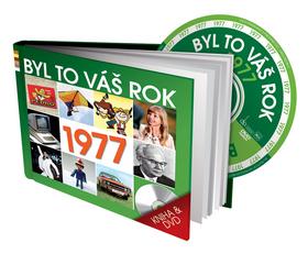 Byl to váš rok 1977 - DVD a kniha