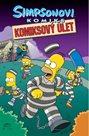 Simpsonovi Komiksový úlet