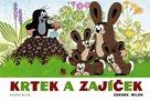 Krtek a zajíček - leporelo