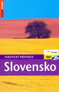 Slovensko - turistický průvodce Rough Guides
