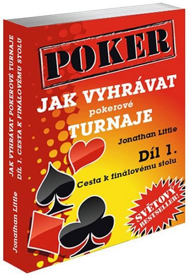 Jak vyhrávat pokerové turnaje - Díl 1. - Jonathan Little