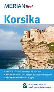 Korsika - turistický průvodce Merian 29