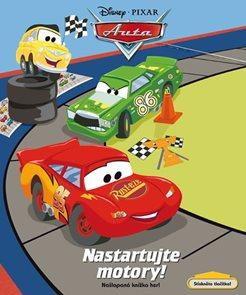 Auta - Nastartujte motory - Knížka se semaforem