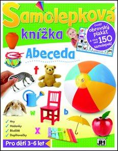 Abeceda - Samolepková knížka