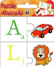 Abeceda - Velké puzzle pro předškoláky