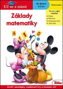 Uč se s námi - První matematické dovednosti