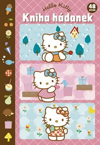 Hello Kitty - Kniha hádanek