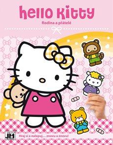 Hello Kitty Rodina - Samolepková knížka