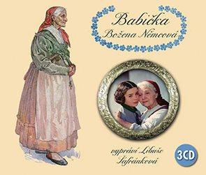 CD Babička - audiokniha