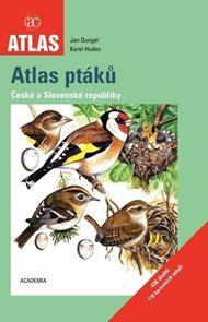 Atlas ptáků České a Slovenské republiky