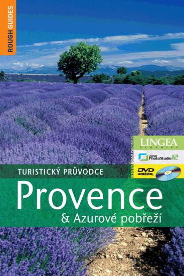 Provence a Azurové pobřeží - průvodce Rough Guides - 13x20 cm