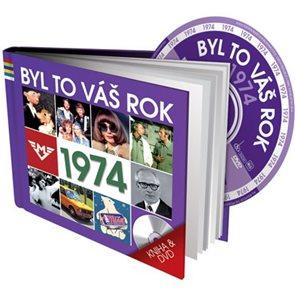 Byl to váš rok 1974 - kniha a DVD