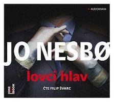 CD Lovci hlav - Nesbo Jo - 13x14