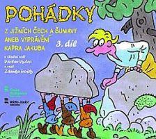 CD Pohádky z Jižních Čech a Šumavy 3 - neuveden - 13x14