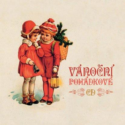 CD Vánoční příběhy a povídky - neuveden - 13x14