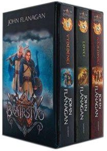 Bratrstvo 3 knihy v dárkovém boxu