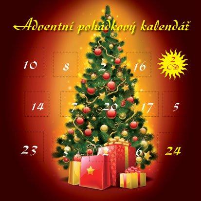 CD Adventní pohádkový kalendář - neuveden - 13x14