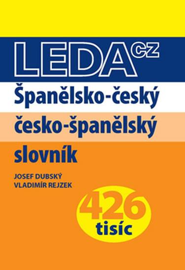 Španělsko-český a česko-španělský slovník - Dubský Josef, Rejzek Vladimír - 15x21