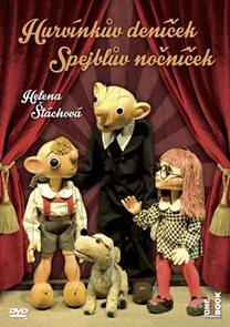 DVD Hurvínkův deníček Spejblův nočníček