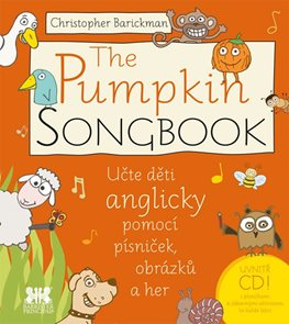 The Pumpkin SONGBOOK + CD