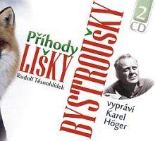 CD Příhody lišky Bystroušky
