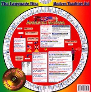 Anglická slovesa + CD