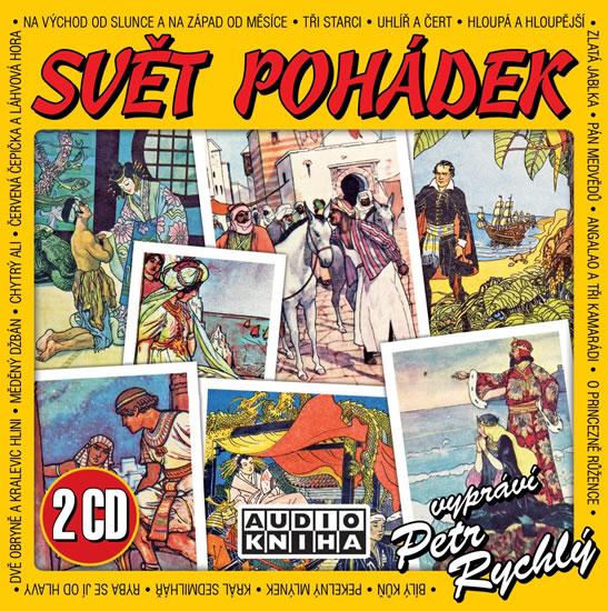 CD Svět pohádek - Rychlý Petr - 13x14