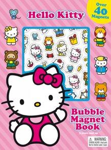 Hello Kitty Hraj si s magnety