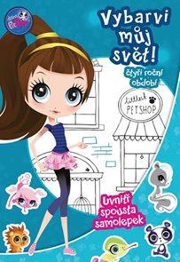 Littlest Pet Shop - Vybarvi můj svět 1!