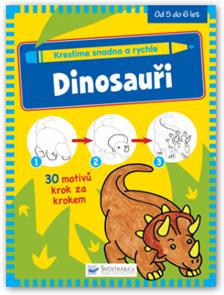 Kreslíme snadno a rychle ? Dinosauři
