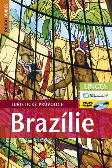 Brazílie - turistický průvodce Rough Guides - 14x21