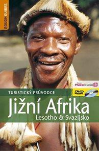 Jižní Afrika (Lesotho a Svazijsko) průvodce Rough Guides