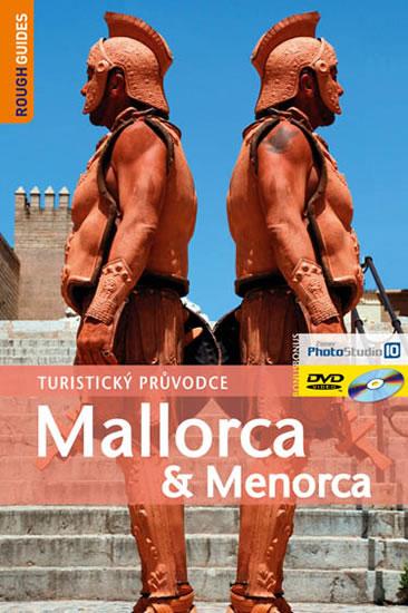 Malorka a Menorka - turistický průvodce Rough Guides - 13x20 cm