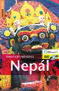 Nepál - turistický průvodce Rough Guides