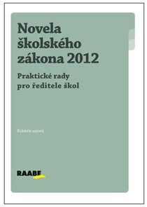 Novela školského zákona 2012