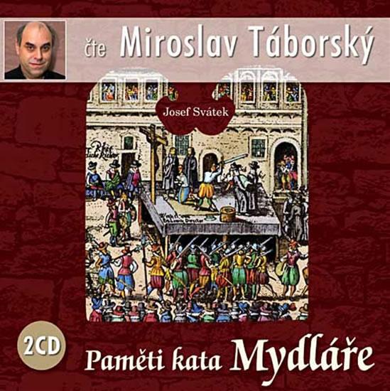 CD Paměti kata Mydláře - Svátek Josef - 13x19
