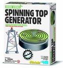 Green Science - Vřetenový generátor