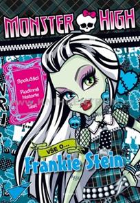 Monster High - Vše o Frankie Stein