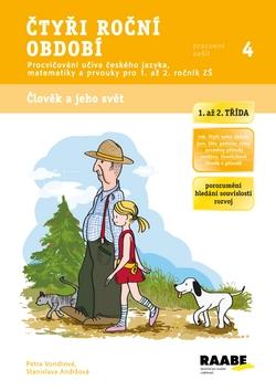 Čtyři roční období - pracovní sešit - Vondrová Petra, Andršová Stanislava - A4