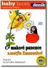 CD O makové panence a motýlu Emanuelovi