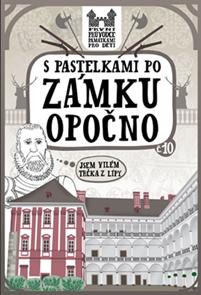 S pastelkami po zámku Opočno