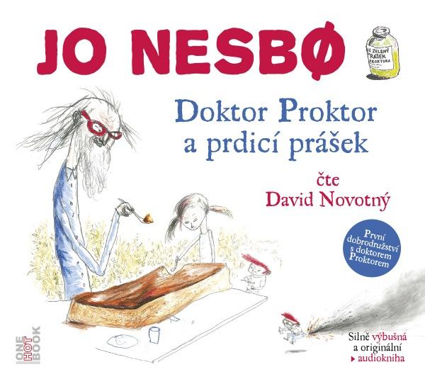 CD Doktor Proktor a prdicí prášek - Nesbo Jo - 13x14